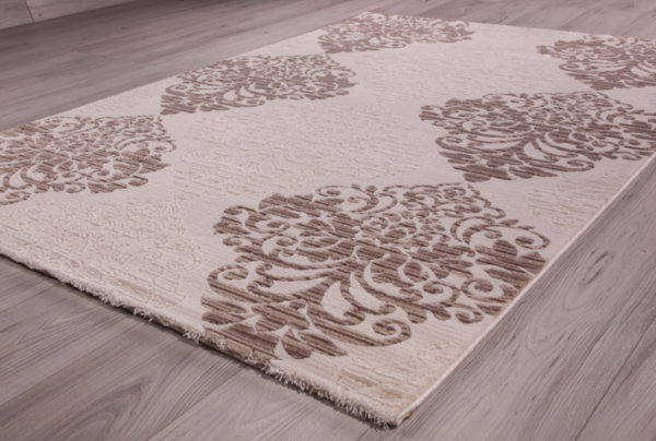килим кармина 0128 крем/беж